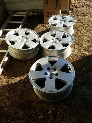 Jeep wrangler wheels for Sale in Carrollton, TX