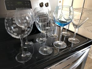 Glassware $30 for lot for Sale in MONTGOMRY VLG, MD