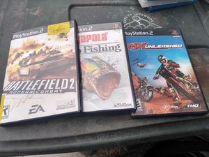 3 PlayStation 2 games and 2 Xbox games. 5 PlayStation 3 games for Sale in Lakewood, CA