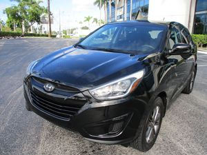 2014 Hyundai Tucson Black FWD for Sale in Pompano Beach, FL