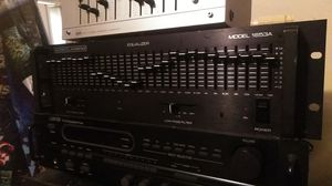 Altec Lansing Equalizer Model1653A for Sale in BAYVIEW GARDE, IL