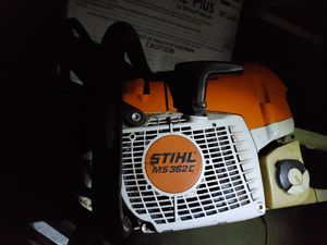 Stihl MS 362 gas powered chainsaw for Sale in Springfield, OR