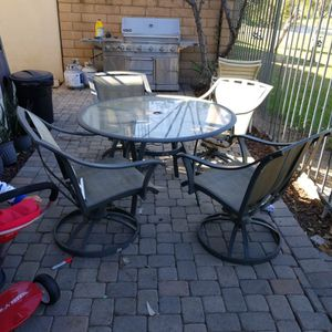 Outdoors Table for Sale in Placentia, CA