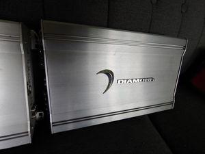 Diamond Audio D3 600.1 amplifier for Sale in Seattle, WA