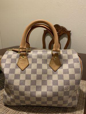 Louis Vuitton Speedy 25 Damier Azur for Sale in Homestead, FL
