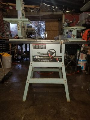 Delta table saw, bandsaw, scroll saw for Sale in Salt Lake City, UT