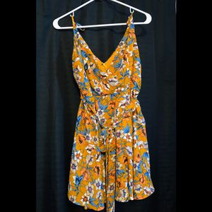 Floral Summer Dress - Size L for Sale in Whittier, CA