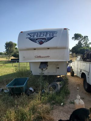2012 29ft 5th wheel travel trailer for Sale in Ramona, CA