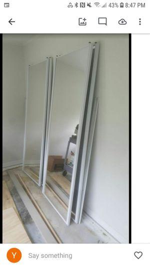 Mirror Closet Doors for Sale in Vancouver, WA