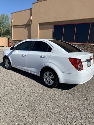 2015 Chevy Sonic in great condition! 43k miles. for Sale in Mesa, AZ