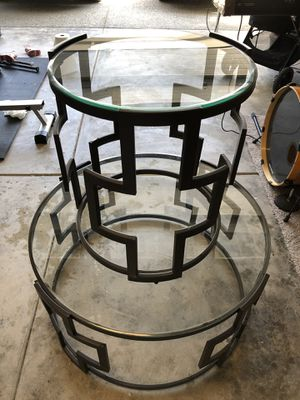 Coffee Table & End Table for Sale in Monroe, WA
