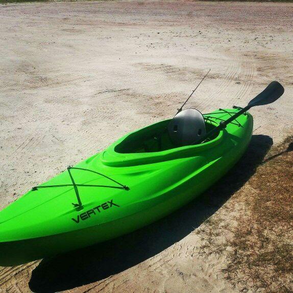 Green Flex Vertex 85 Kayak for Sale in Lacey Township, NJ ...