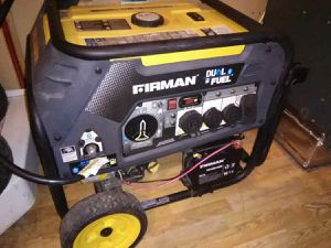Firman generator for Sale in Creswell, OR