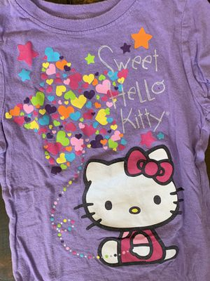 Hello Kitty Girls T-Shirt! Size 6 for Sale in Chino Hills, CA