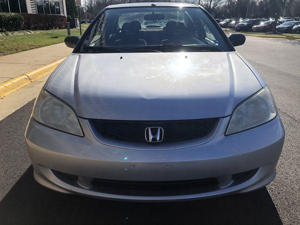2004 Honda Civic non smoker