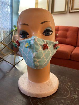 The Little Mermaid Mask w HEPA Filters for Sale in Jacksonville, FL