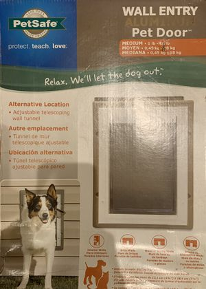 Petsafe Pet Door-Medium for Sale in Valley Home, CA