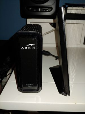 Arris Modem and Asus Router for Sale in Austin, TX