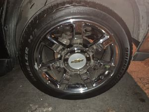 Chevy Tahoe rims for Sale in Washington, DC