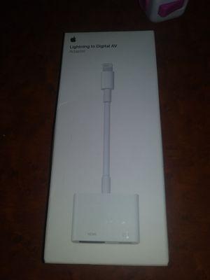 Apple tv adapter for Sale in San Antonio, TX