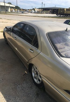 2000 Mercedes s500 parts for sale for Sale in Monroe, NC