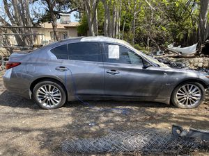 Only parts. 2019 Infiniti Q50 AWD. 3.0t engine for Sale in Pomona, CA