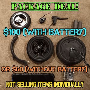 (PICK UP ONLY) - PACKAGE DEAL! - SEE DETAILS for Sale in Whittier, CA