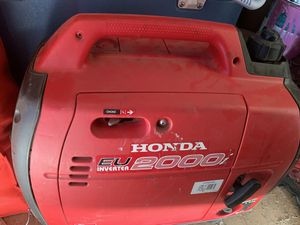 Honda generator for Sale in Delano, CA