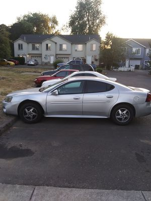2004 Pontiac Grand prix GT for Sale in Aloha, OR