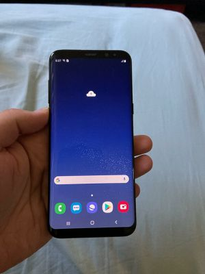 Samsung Galaxy s8 plus tmobile unlocked for Sale in Bell Gardens, CA