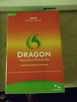 Dragon Naturally Speaking for Sale in Lexington, KY