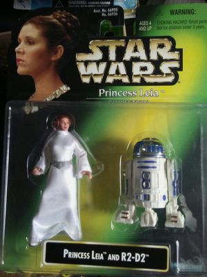 Star Wars Princess Leia and Re-Do 2 pack for Sale in San Diego, CA