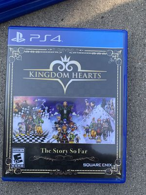 Kingdom Hearts story so far for Sale in Chula Vista, CA