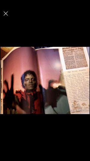 Michael Jackson scrapbook for Sale in Costa Mesa, CA