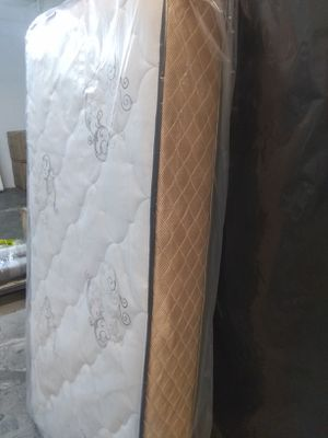 New twin mattress and box spring set for Sale in Las Vegas, NV