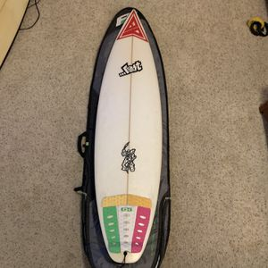 "Custom Lost 5'11"" Surfboard for Sale in Victorville, CA"