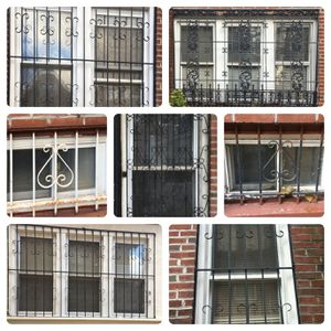 Metal Iron Window Guard Gate for Sale in Queens, NY