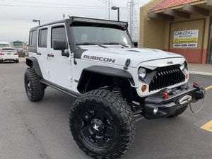 2013 Jeep Wrangler Unlimited for Sale in Surprise, AZ
