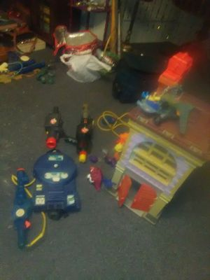 Vintage ghost busters toys for Sale in Appleton, WI