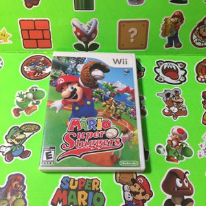 Wii Super Mario Bros Like New buy with confidence 5 🌟⭐️⭐️⭐️⭐️seller all games have been tested for Sale in Torrance, CA