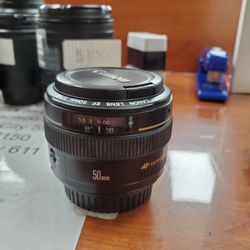 Canon 50mm lense for Sale in San Jose,  CA