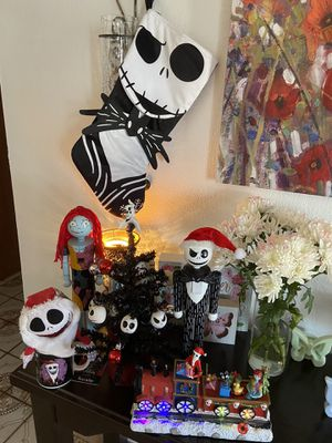 Nightmare Before Christmas collection for Sale in El Paso, TX