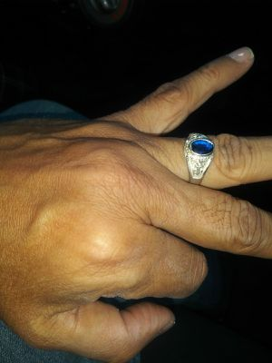 Pure Silver ring for Sale in Moreno Valley, CA