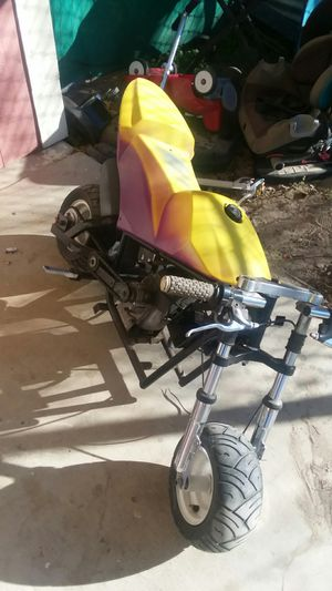 Pocket bike 49 cc for Sale in Yucca Valley, CA