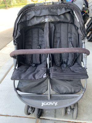 Joovy double stroller for Sale in Corona, CA