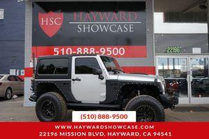 2012 Jeep Wrangler for Sale in Hayward, CA