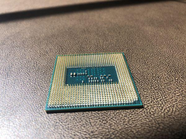 Intel i5-4300m CPU