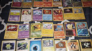 Lot of 29 New Pokemon Cards, 8 Holographic Cards Included! for Sale in Broadview Heights, OH