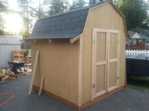 6x8 GARDEN SHED for Sale in Battle Ground, WA