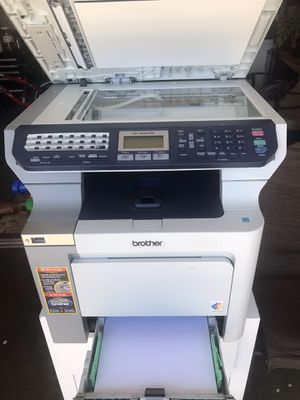 Industrial Brother color laser MFC-9840CDW for Sale in Newark, CA